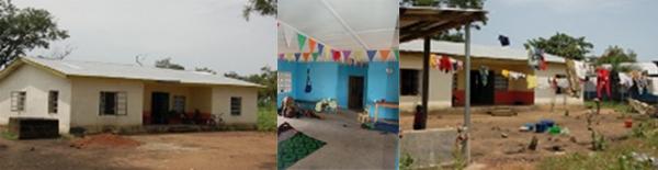 Present feeding centre