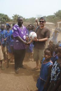 Footballs for schools