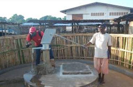 Market Well - After Restoration